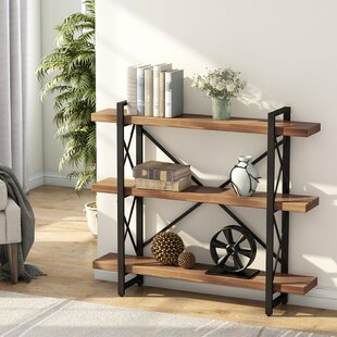 Hendrum 4015 H x 4724 W Metal Standard Bookcase