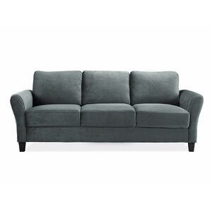 Patricia Rolled Arm Sofa by Charlton Home