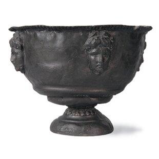 Orion Fibreglass Urn Planter By Astoria Grand