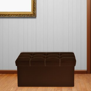 Williamsport Tufted Storage Ottoman