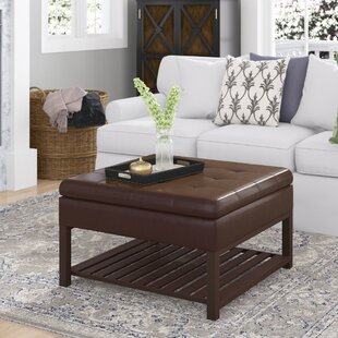 Inexpensive Dillonvale Storage Ottoman By Alcott Hill