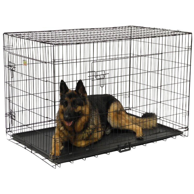 Go Pet Club Folding Yard Kennel Reviews Wayfair