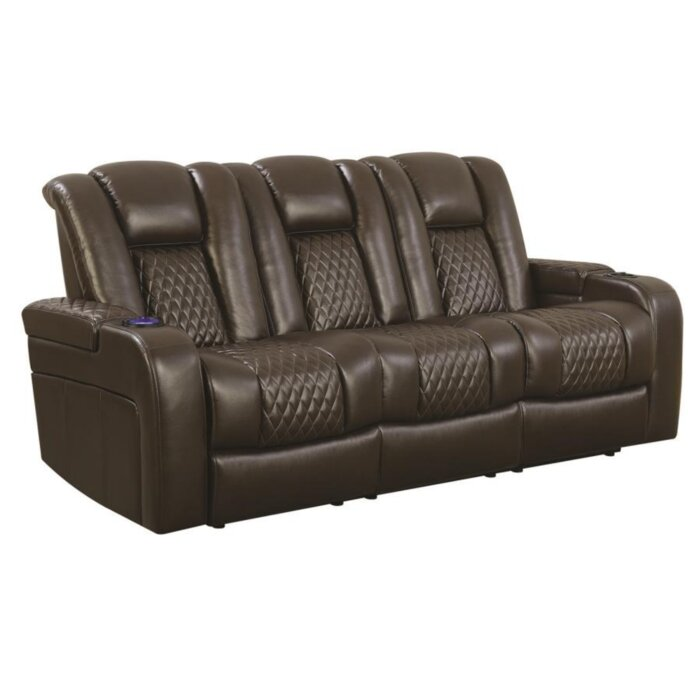 Fantastic Tregre Power Reclining Sofa Pabps2019 Chair Design Images Pabps2019Com