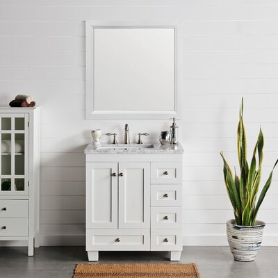 Modern Amp Contemporary 28 Inch Bathroom Vanity Allmodern