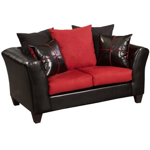 Dilorenzo Cardinal Loveseat by Latitude Run