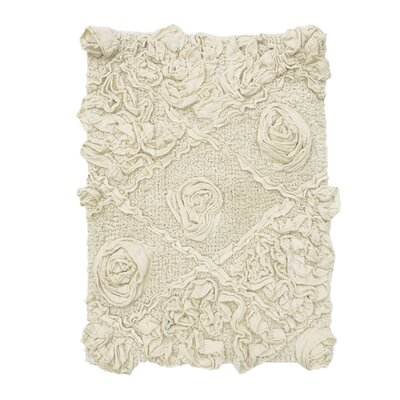 Green Amp Ivory Amp Cream Bath Rugs Amp Mats You Ll Love In 2019 Wayfair