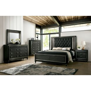 Francesca Panel Configurable Bedroom Set
