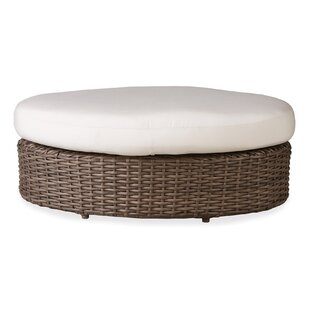 Lloyd Flanders Largo Ottoman with Cushion
