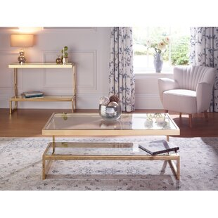 Mera Occasional 2 Piece Coffee Table Set By Canora Grey
