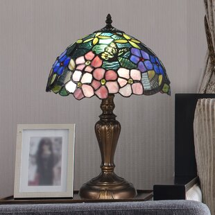 Smithville Peony 19 Table Lamp