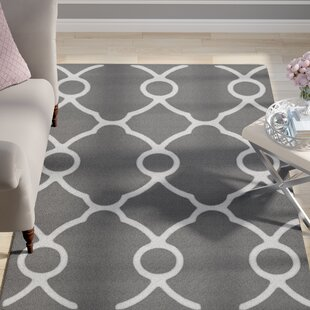 Brookdale Gray Indoor/Outdoor Area Rug