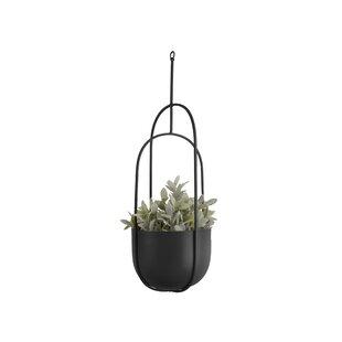 Review Spatial Metal Hanging Basket