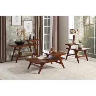 Corrigan Studio Exmouth 3 Piece Coffee Table Set