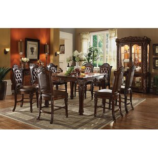 Welles 9 Piece Counter Height Dining Set Astoria Grand