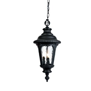 Appel 3-Light Outdoor Hanging Lantern