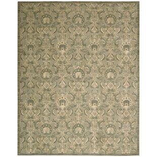 Babson Light Gold Area Rug by Canora Grey