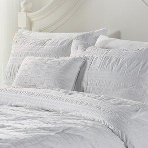 Cavan Cotton 4 Piece Seersucker Comforter Set
