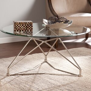 Janus Coffee Table by Brayden Studio