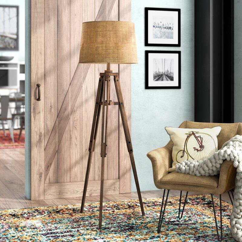 Ailis 62 Tripod Floor Lamp Reviews
