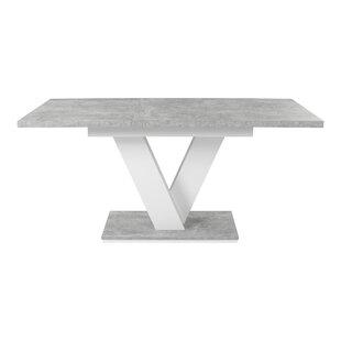 Trimble Folding Dining Table By Metro Lane