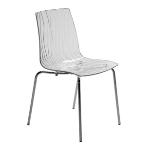 Grandsoleil Stacking Patio Dining Chair (Set of 2)