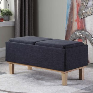 Ophelia & Co. Rafal Upholstered Storage B..
