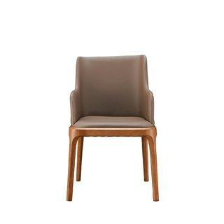 Aloway Upholstered Dining Chair (Set of 2) by Brayden Studio SKU:EB652908 Buy