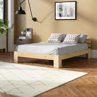 Drennon Solid Wood Bed Frame By Natur Pur
