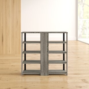 Colleen 12 Pair Shoe Rack By Zipcode Design