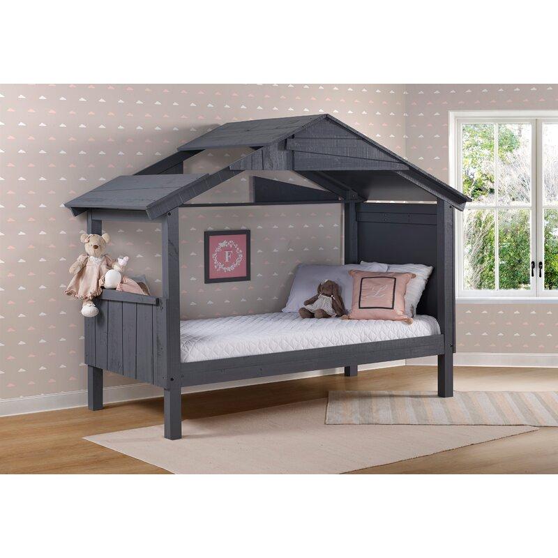 Zoomie Kids Schneck Shack Twin Loft Bed Wayfair
