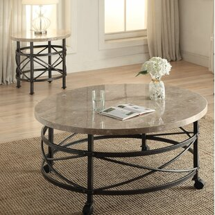 Mull 2 Piece Coffee Table Set