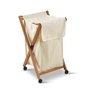 Wooden Cabinet Laundry Bin By Symple Stuff