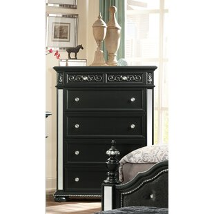 Rosdorf Park Aaden 4 Drawer Chest