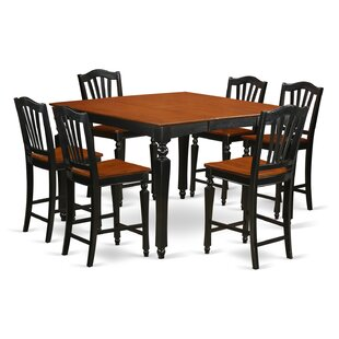 Ashworth 7 Piece Pub Table Set