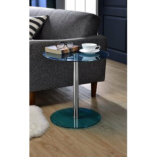 Steinfeld Modern End Table by Orren Ellis