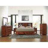Beagan King Platform Solid Wood 5 Piece Bedroom Set by Winston Porter