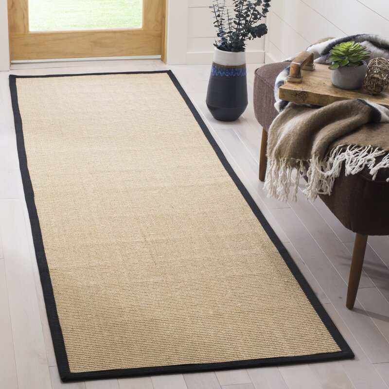 Jeremy Contemporary Jute Sisal Brown Area Rug Reviews Joss Main