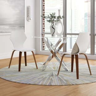 Read Reviews Luff Dining Chair (Set of 2) by Ivy Bronx Reviews (2019) & Buyer's Guide