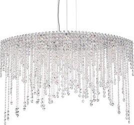 Schonbek Chantant 8-Light Crystal Chandelier