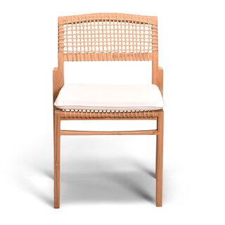 Alcala Upholstered Dining Chair by Bungalow Rose SKU:BC509728 Details