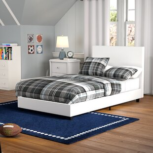 Hayley Upholstered Platform Bed