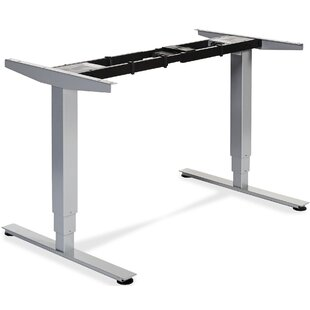 Electric Height Adjustable Sit Stand Desk Frame