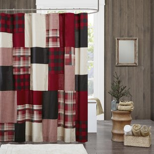 Plaid Shower Curtains Youll Love