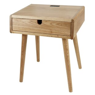 Aldrich 1 Drawer Nightstand