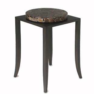Serge De Troyer Collection Shagreen End Table