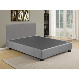 Teton Upholstered Panel Bed by Ebern Designs