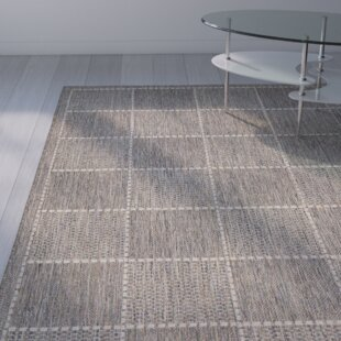 Buswell Grey Rug by Andover Mills
