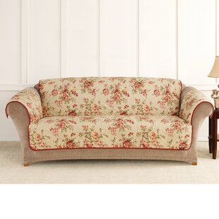 Affordable Lexington Box Cushion Sofa Slipcover by Sure Fit Reviews (2019) & Buyer's Guide