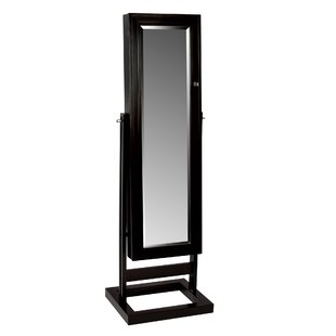 Verona Mirrored Jewelry Armoire by Mele & Co.