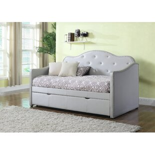 Affordable Marisa Twin Daybed with Trundle by Viv + Rae Reviews (2019) & Buyer's Guide